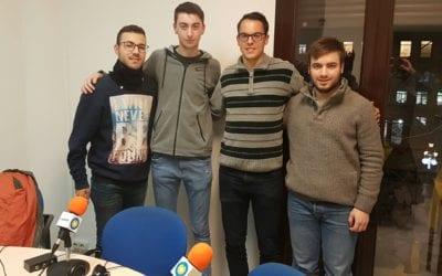 """🔊 El """"Fot-li Esports!"""" fa tertúlia sobre l'actualitat del CF Reus amb Josep Gallofré i Alexis Gómez"""