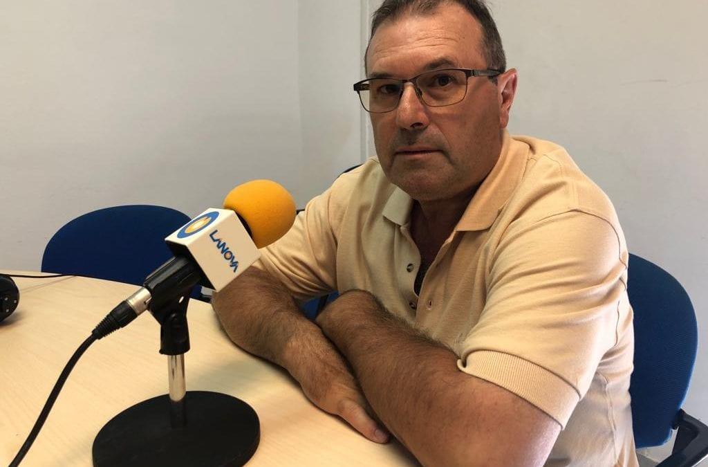 🔊 Entrevista a Rafael Español d'Unió de Pagesos sobre el pla de xoc que reclama el sector de l'avellana