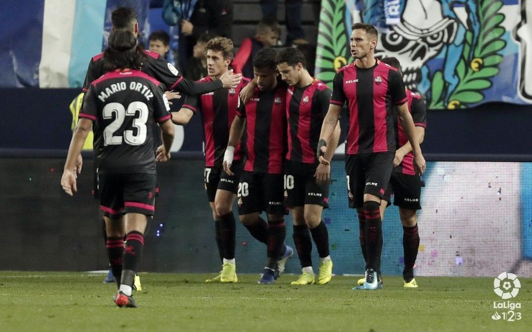"""🔊 Els tres gols del CF Reus davant el Málaga narrats per """"LANOVA En Joc"""""""