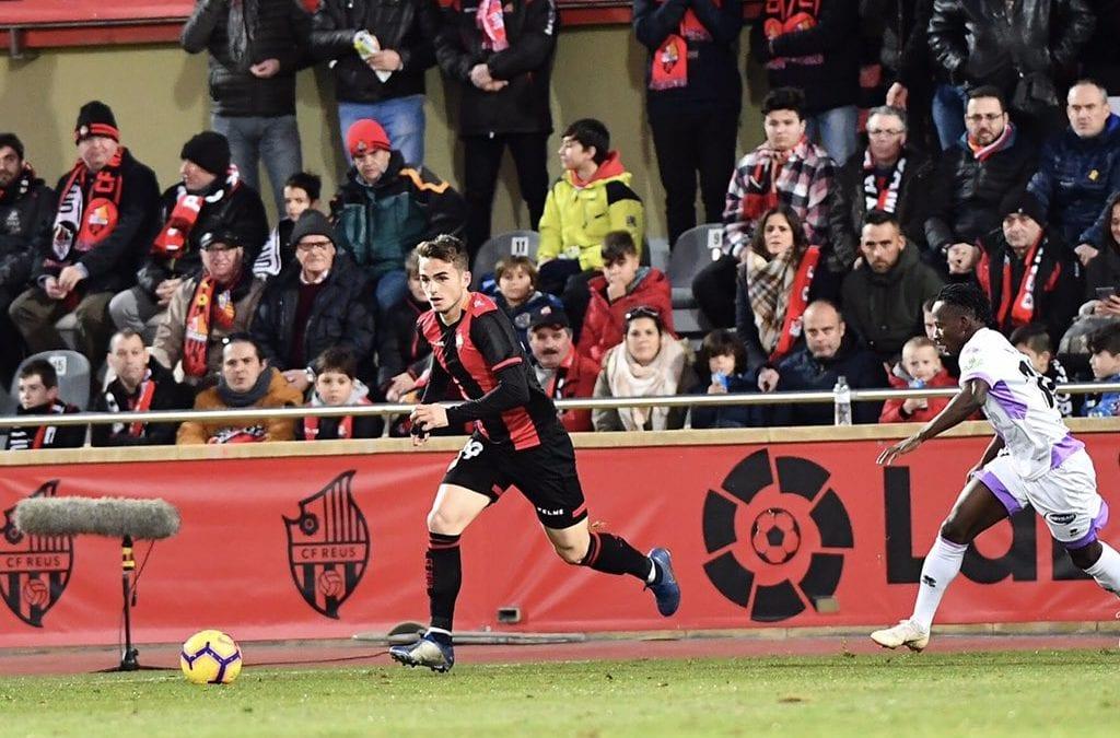 """🔊 """"LANOVA En joc"""" – CF Reus 1 – Numancia 1"""