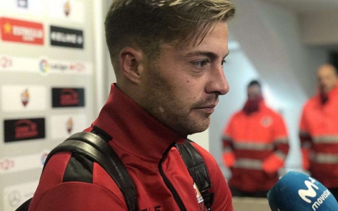 """🔊 El capità del CF Reus, Jesús Olmo, reclama solucions immediates : """"És impossible acabar la segona volta amb dotze jugadors"""""""