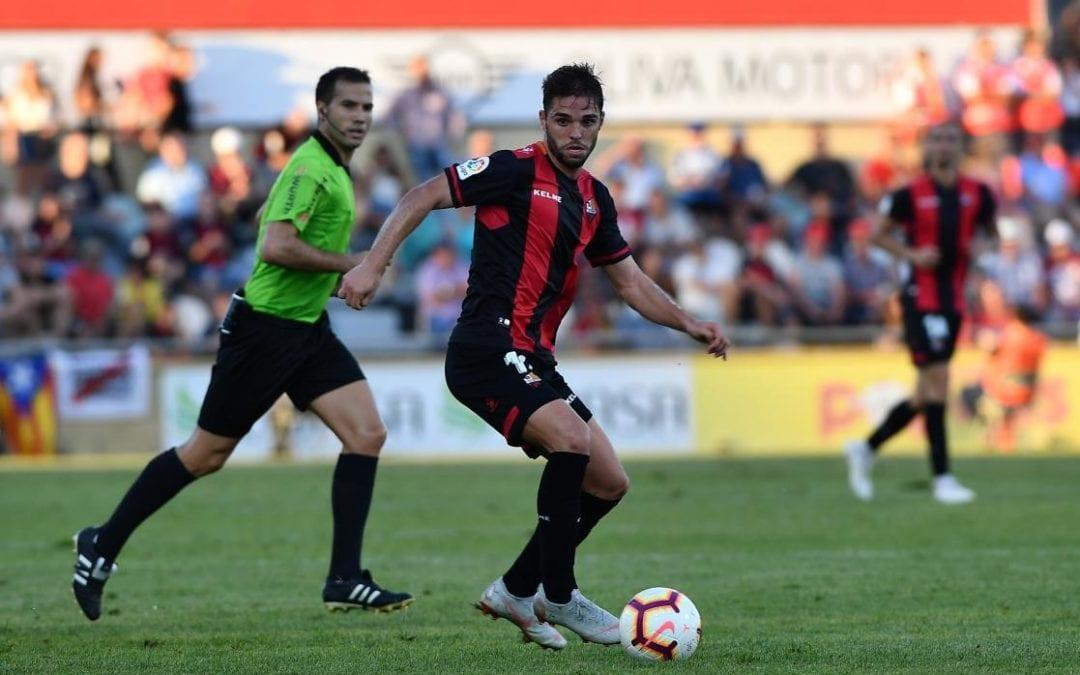 🔊 L'exdavanter del CF Reus Deportiu Fran Carbia fitxa pel Dinamo de Tbilisi