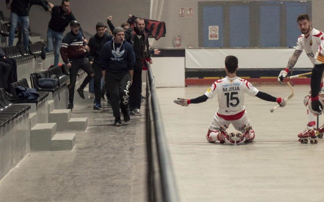 🔊 El Reus Deportiu Miró s'emporta el derbi davant El Vendrell en un partit molt igualat
