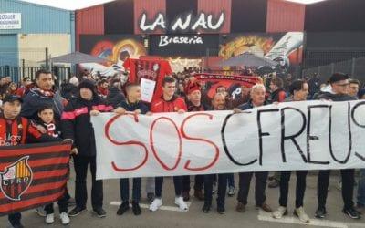 'LANOVA En joc' ofereix un especial per seguir la concentració dels aficionats i debatre sobre el futur del CF Reus