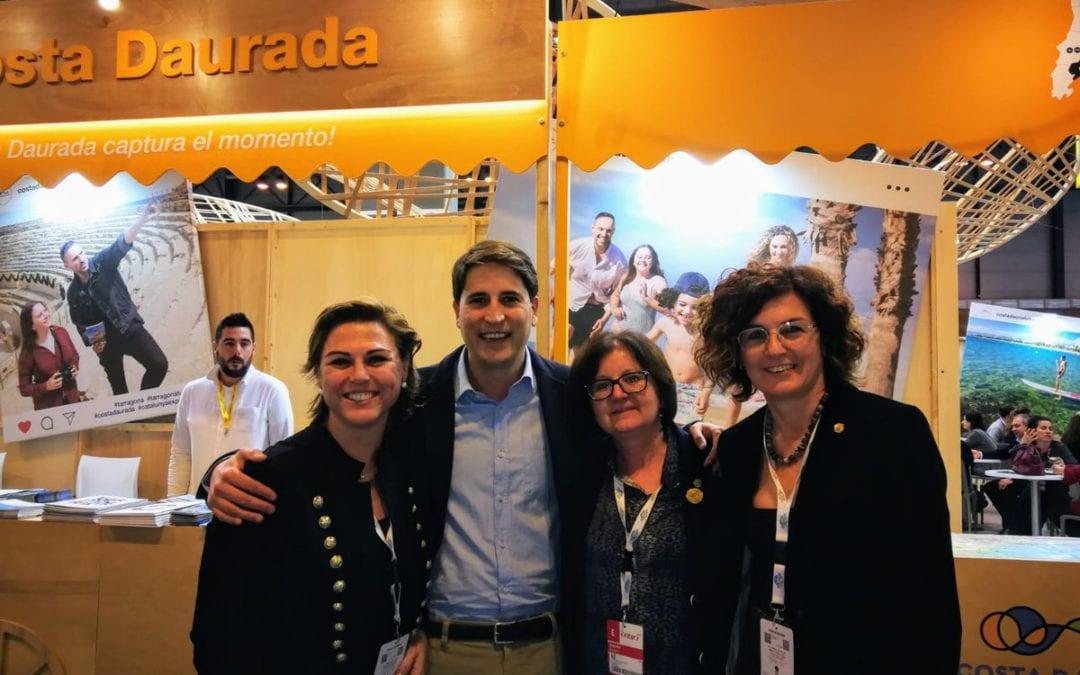 🔊 Parlem amb Amèlia Rico, gerent del patronat de Turisme de Cambrils, sobre la promoció a FITUR