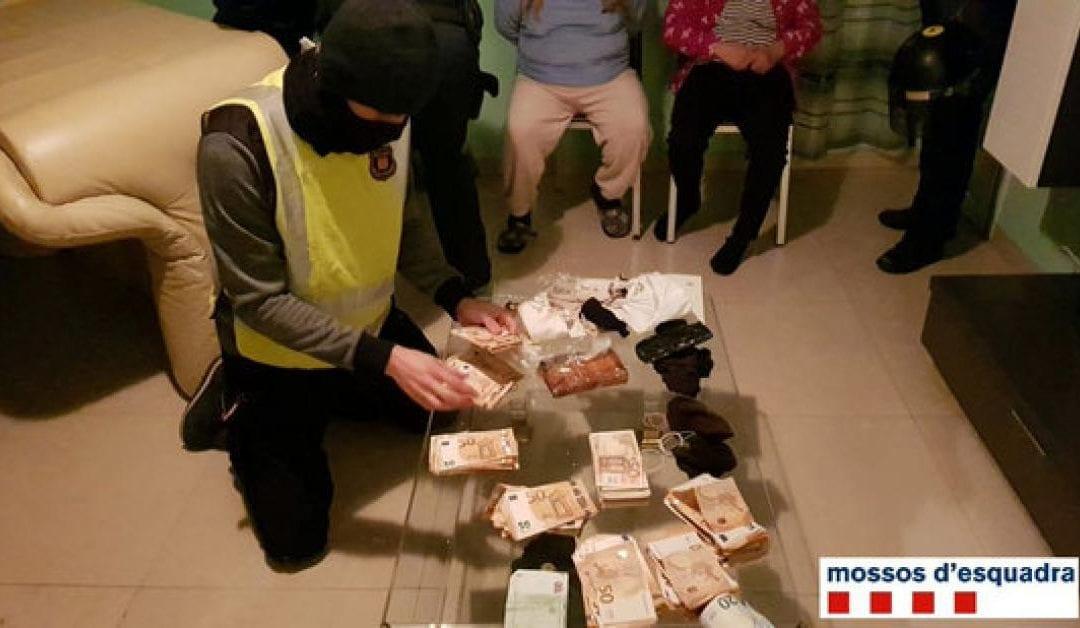 🔊 Deu detencions en un operatiu contra el tràfic de drogues a Valls i Reus