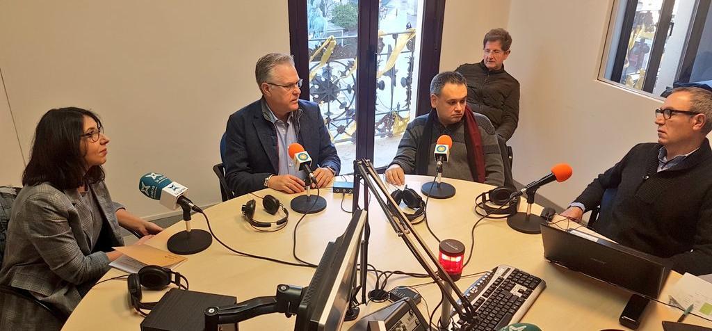 """🔊 📽 """"La cua de palla"""" amb Pere Granados, alcalde de Salou"""