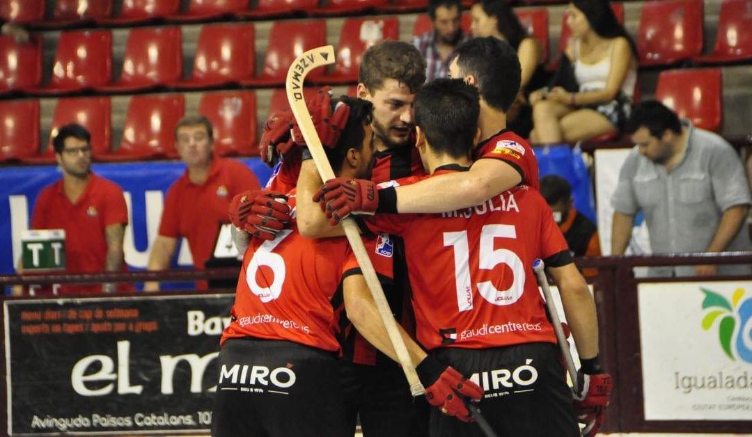 'LANOVA En joc' torna per transmetre els partits del Reus Deportiu Miró a la Copa del Rei