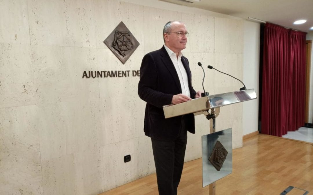 🔊 Pellicer lamenta la imatge que està donant la propietat del CF Reus i el seu entorn