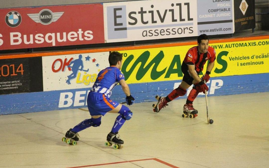 🔊 El Reus Deportiu Miró vol acabar invicte la primera volta de l'OK Lliga