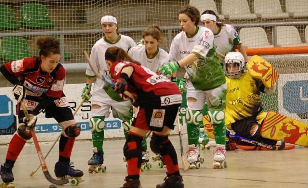 🔊 El Reus Deportiu d'hoquei patins femení vol sumar els primers punts abans d'acabar la primera volta d'Ok Lliga