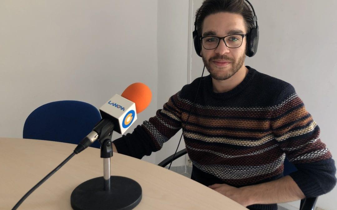 🔊 Celebrem el Dia Mundial de la Ràdio amb un seguidor de LANOVA en Joc, Marc Cos