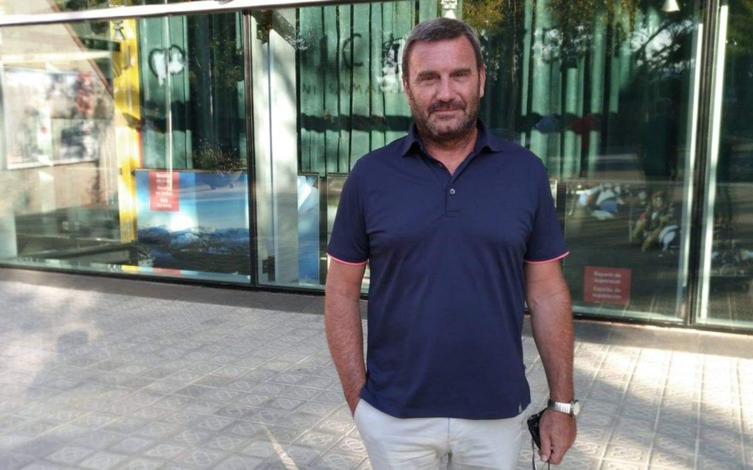 """🔊 """"El Reus Deportiu Miró és el pitjor equip que ens podia tocar"""" diu Enric Duch, president del Lleida Llista Blava"""