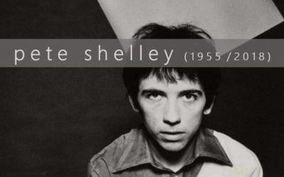 "🔊 ""Toc de Queda"": 'Pete Shelley-Buzzcocks'"