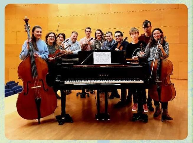 """🔊 """"Rotllana màgica"""" – 'Orquestra Capital de la Sardana 2018'"""