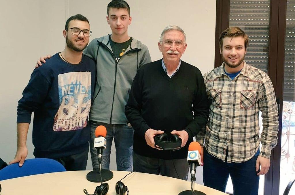 🔊 Reus Ciutat del Bàsquet Català 2019. 03: Entrevista a Jordi Llaberia, de la Fundació Bàsquet Català