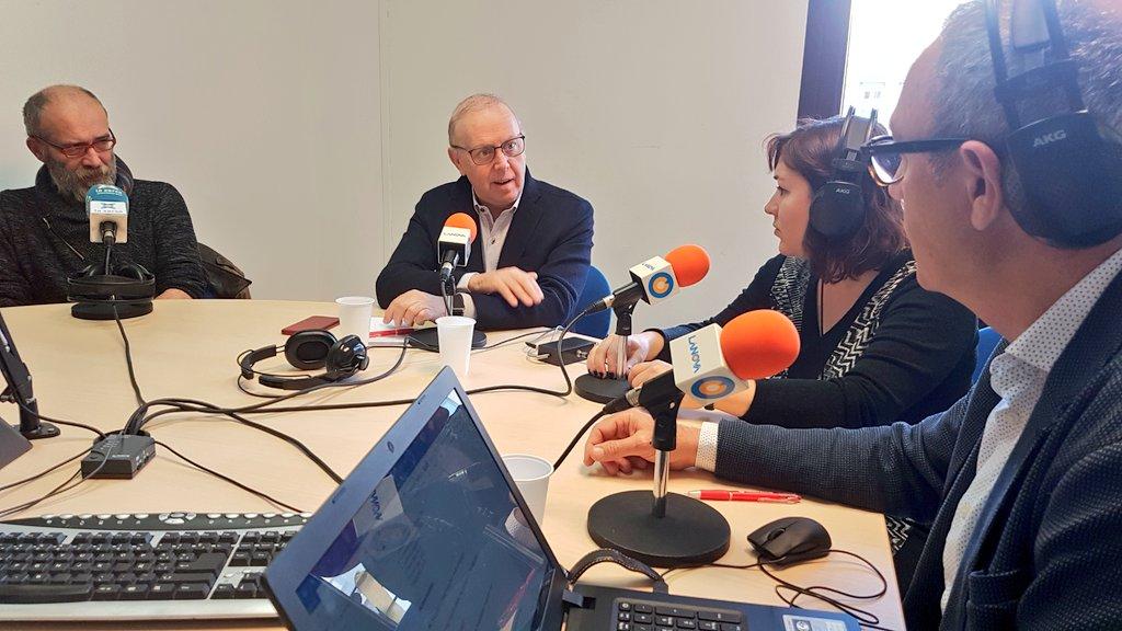 """🔊 📽 """"La cua de palla"""" amb Isaac Sanromà, president de la Cambra de Comerç de Reus"""