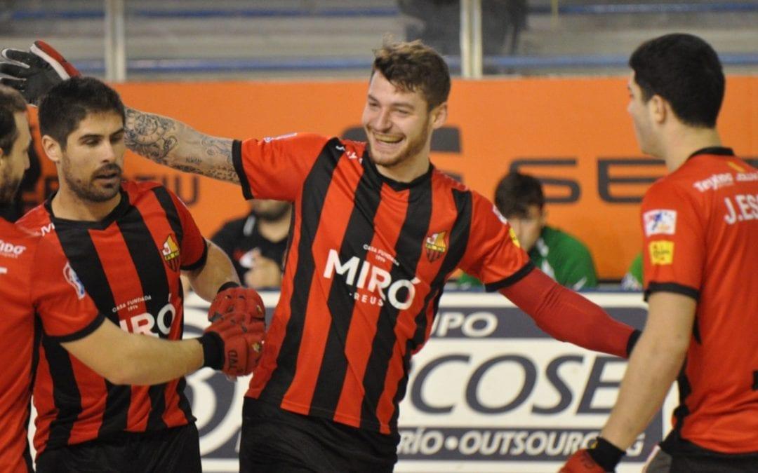 🔊 El Reus Deportiu Miró necessita guanyar de dos gols o més davant el Lodi per continuar viu a Europa