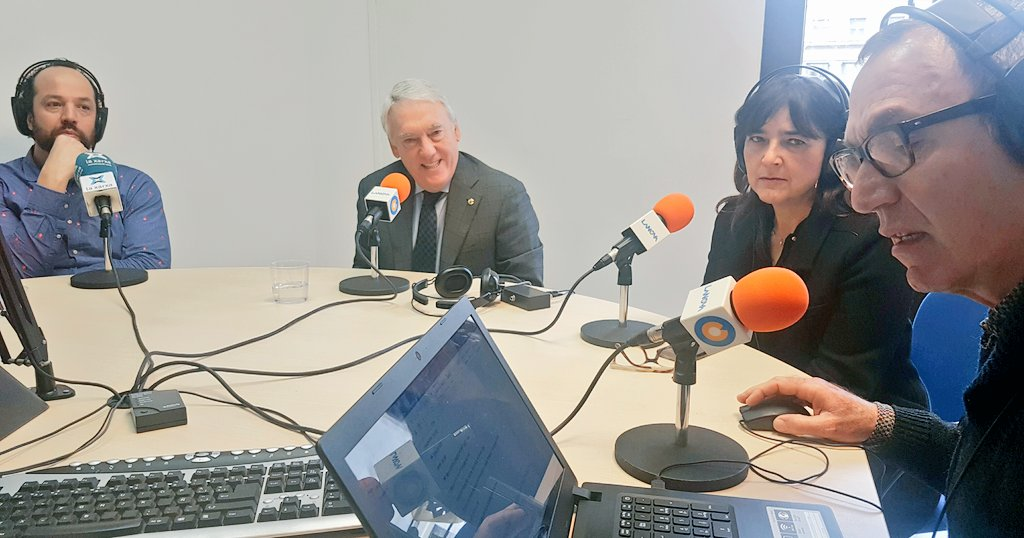 """🔊 📽 """"La cua de palla"""" amb Josep Poblet, president de la Diputació de Tarragona i alcalde de Vila-seca"""