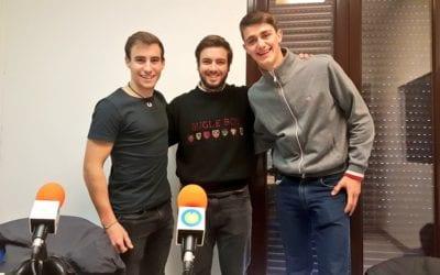 """🔊 El """"Fot-li Esports!"""" conversa amb participants de l'UNIRAID 2019 i amb Jordi Bros de """"Reus Ciutat del Bàsquet Català 2019"""""""