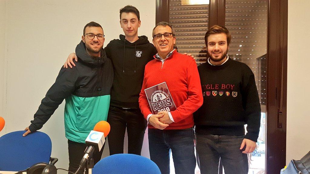 🔊 Reus Ciutat del Bàsquet Català 2019. 02: Entrevista a Jordi Bros, director de Reus Esport i Lleure