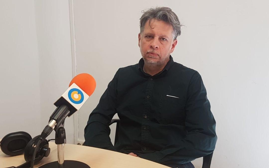 🔊 Parlem dels estudis de batxillerat artístic amb Josep Salmeron, professor de l'INS Gabriel i Ferrater