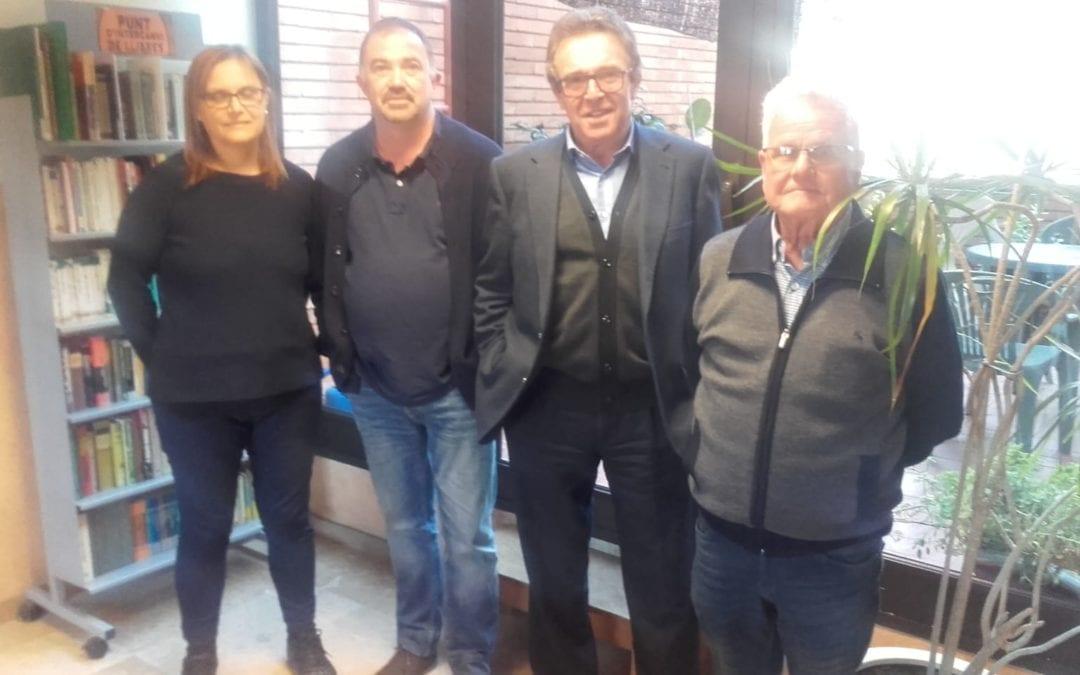 🔊 Marcos Massó, nou president de la FAVR, valora els reptes al capdavant de l'organització veïnal