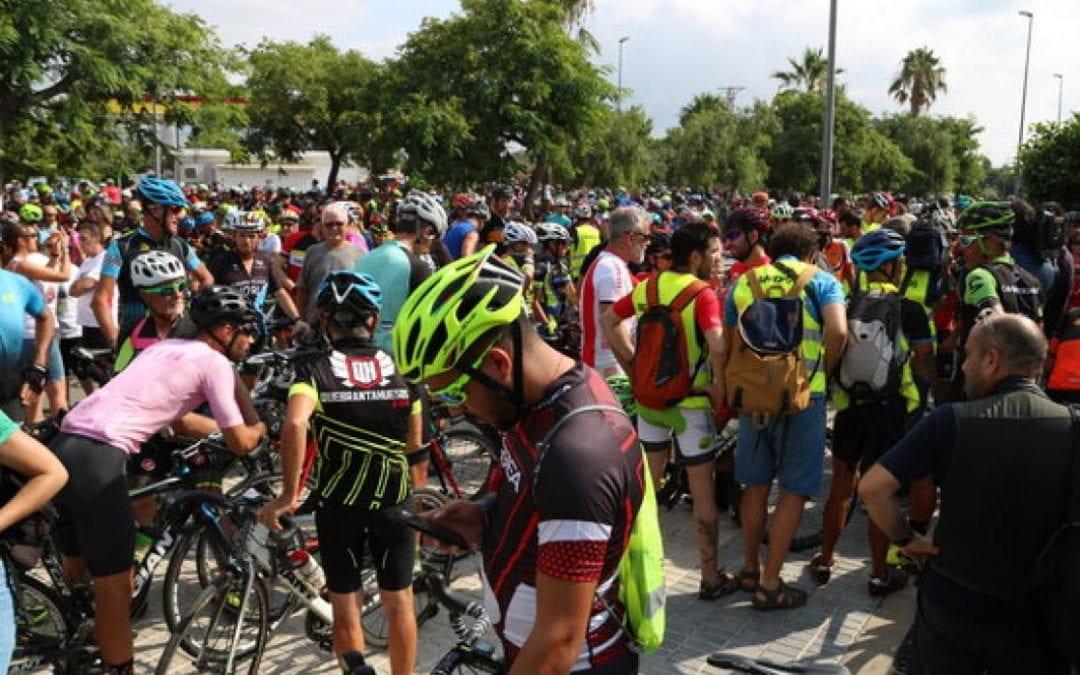🔊 La seguretat dels ciclistes amb Núria Bondesio, filla de Valerio Bondesio, ciclista atropellat el 2014