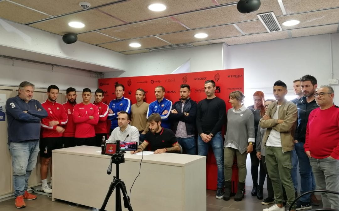 """🔊 Treballadors del CF Reus: """"Si la gestió d'Onolfo no fa un gir de 180 graus, la viabilitat del club té els dies comptats"""""""