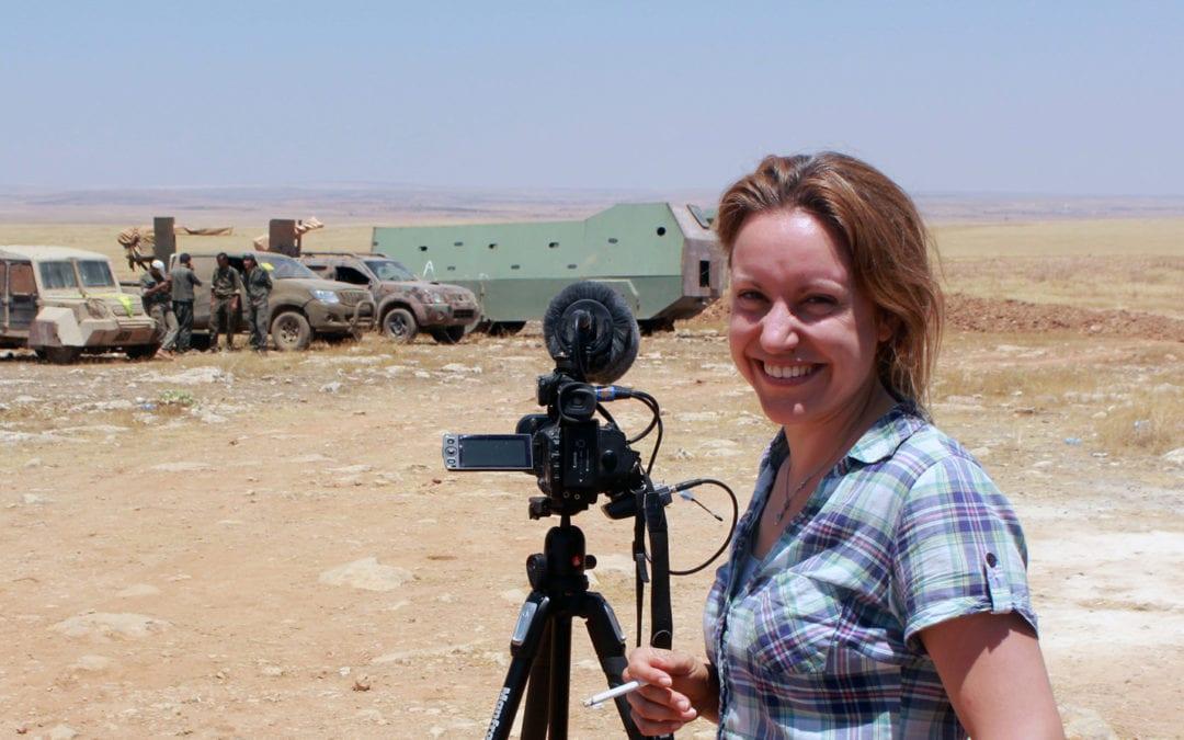 🔊 Parlem amb la cineasta reusenca Alba Sotorra sobre el documental 'Comandant Arian'
