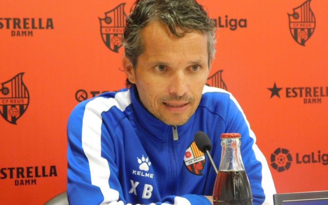🔊 El tècnic del CF Reus, Xavi Bartolo, podria marxar al Lleida Esportiu