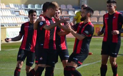 🔊 El Reus B Cambrils supera el Castelldefels i acaricia la permanència