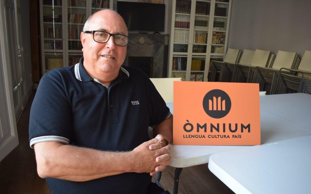 """🔊 Emili Argilaga, president d'Òmnium Baix Camp: """"Cuixart està posant contra les cordes la Fiscalia"""""""