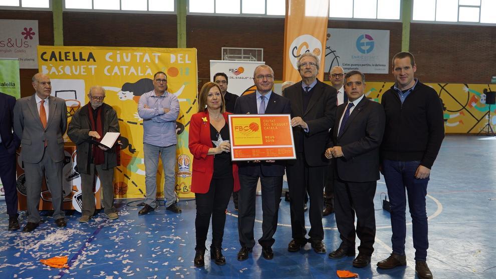 """LANOVA Ràdio estrena l'espai """"Reus Ciutat del Bàsquet Català 2019"""""""
