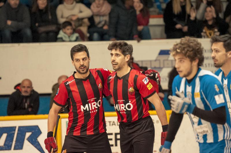 🔊 El Reus Deportiu Miró rep la visita del CP Vic, en el tram més determinant de la temporada