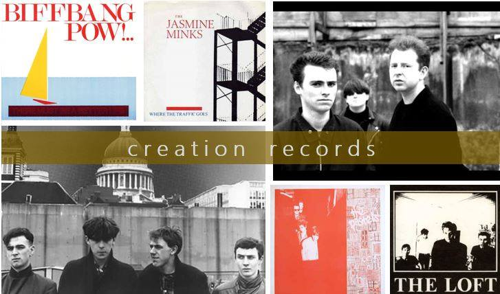 "🔊 ""Toc de Queda"": 'Creation Records. 02'"