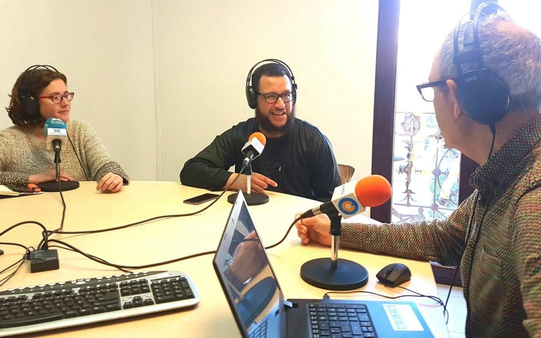 """🔊 📽 """"La cua de palla"""" amb Mohamed Said Badaoui, d'Unitat contra el Feixisme i el Racisme"""