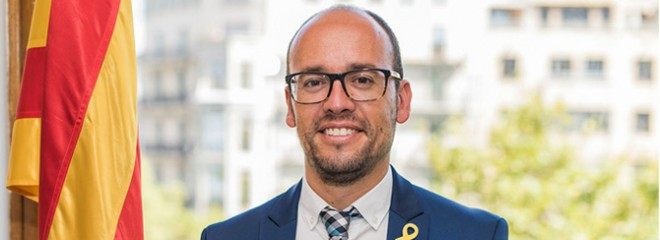 """🔊 David Font: """"Volem ajudar el sector a afavorir la desestacionalització turística"""""""