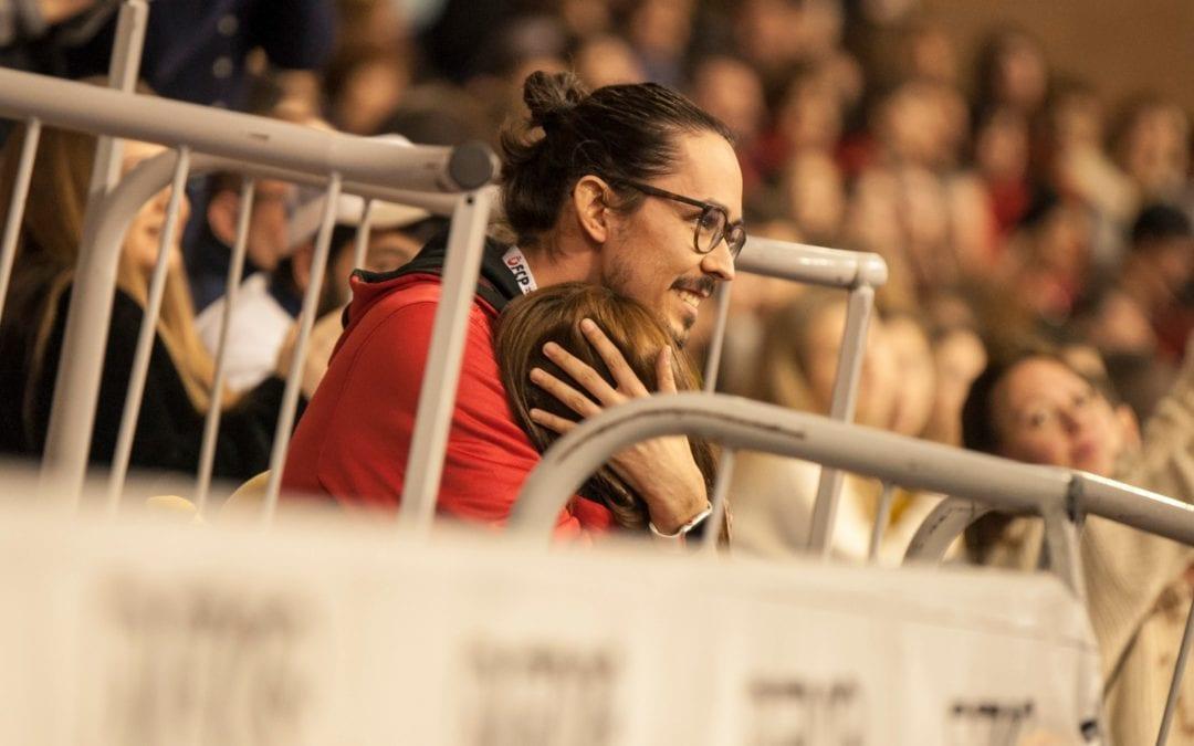 """🔊 """"Fot-li Esports! 25"""": Xavi López, coreògraf del Grup Xou Junior del Reus Deportiu: """"Esperàvem que el títol fos nostre perquè fa anys que treballem en la bona direcció"""""""