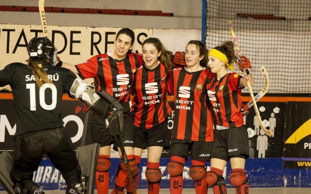 🔊 El Deportivo Liceo, el primer escull del Reus Deportiu per mantenir-se a l'OK Lliga femenina