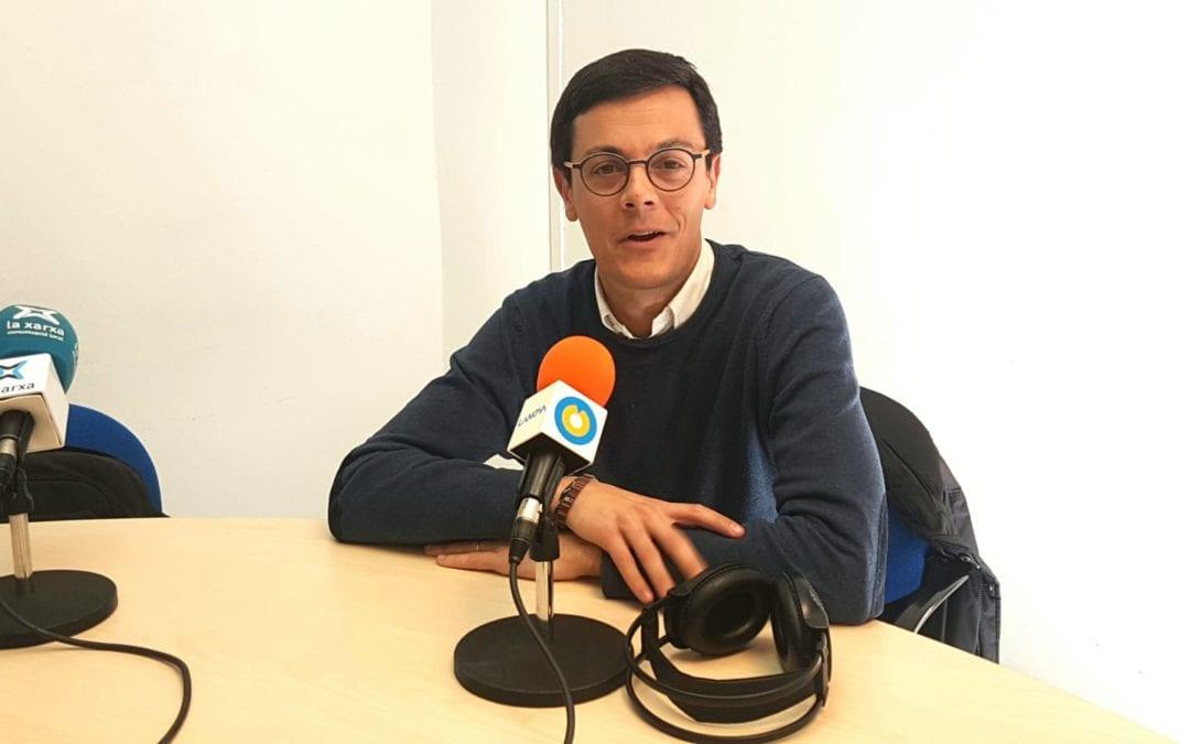 """🔊 Xavi Salvadó: """"L'afluència de gent als assajos i actuacions marcarà els objectius de la temporada"""""""