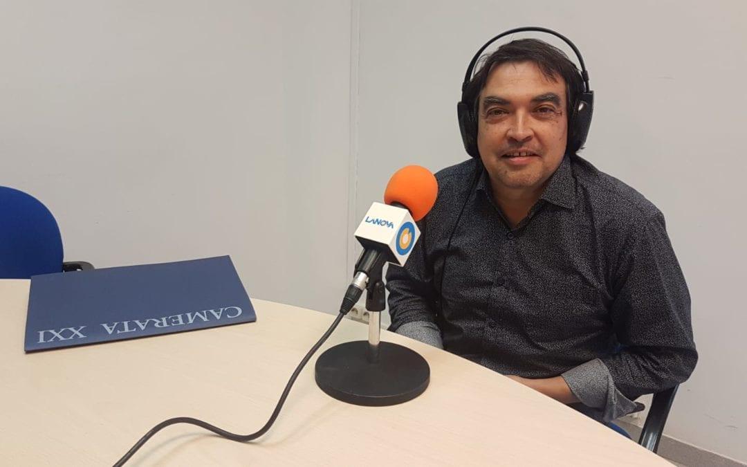 """🔊 Xavier Blanc: """"La música és part d'un llenguatge que ens fa créixer"""""""