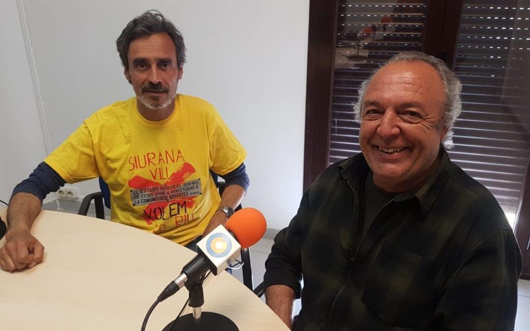 """🔊 Andreu Escolà: """"La gestió de l'aigua s'ha convertit en un negoci"""""""