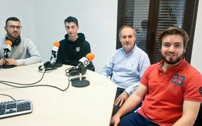 🔊 Reus Ciutat del Bàsquet Català 2019. 06: Entrevista a Joan Cortina, vicepresident de la Federació Catalana del Bàsquet