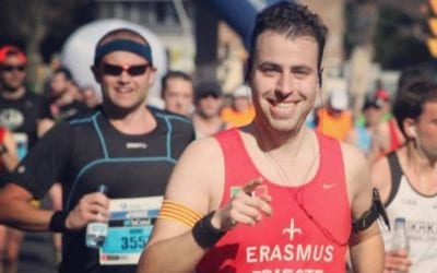 "🔊 ""Fot-li Esports! 23"": Aleix Folch, atleta: ""Sóc amateur però he corregut setze maratons"""