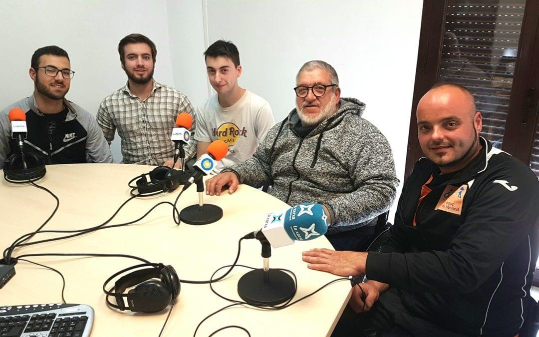 🔊 Reus Ciutat del Bàsquet Català 2019. 07: Entrevista a Manel Seva i Xavi Vendrell, president i capità del CE Costa Daurada de bàsquet en cadira de rodes