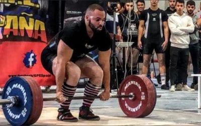 """🔊 """"Fot-li Esports! 24"""": Jordi Hernández, campió de Powerlifting: """"El meu somni és ser campió del món"""""""