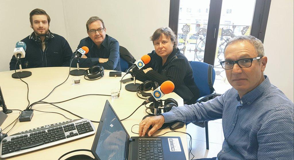 """🔊 📽 """"La cua de palla"""" amb Mònica Balsells, presidenta del Reus Deportiu, i Isidre Guinjoan, president del CN Reus Ploms"""