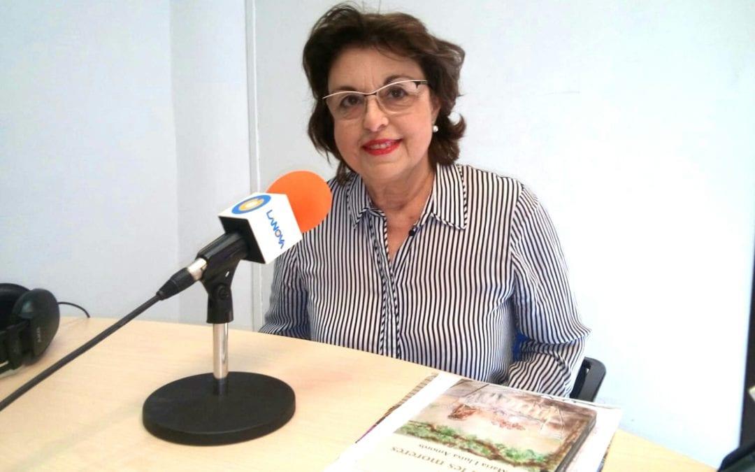 """🔊 Maria Lluïsa Amorós: """"De Sant Jordi m'agrada el contacte amb la gent"""""""