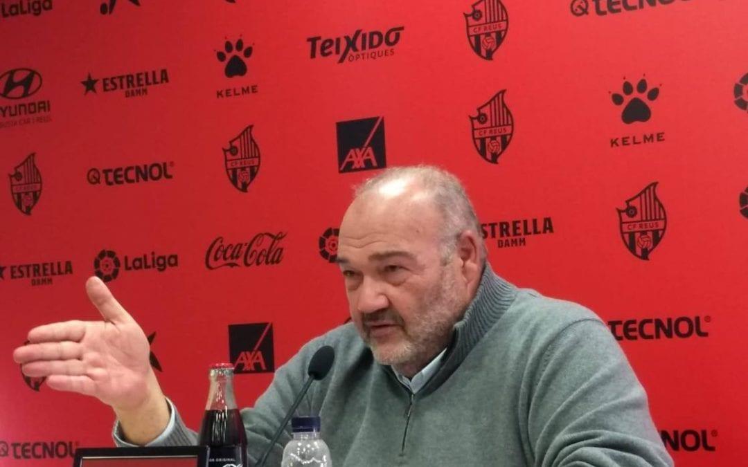 🔊  Oliver assegura que no va desviar diners del CF Reus a l'empresa que comparteix amb Laporta